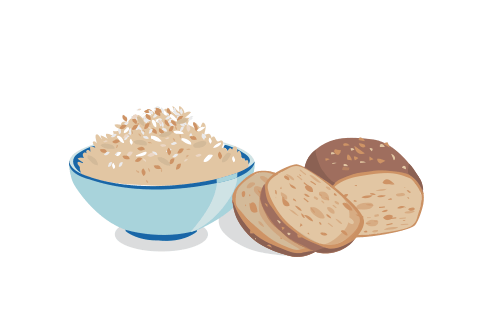 Bread and Grains icon